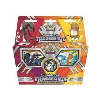 Pokémon trainer kit 2017