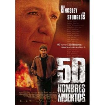 50 hombres muertos - DVD