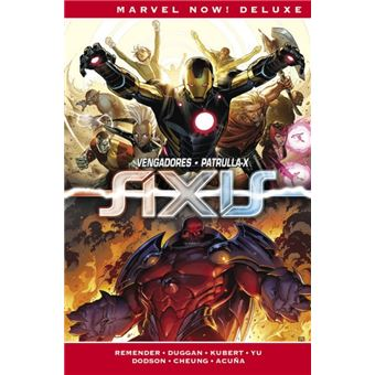 Marvel Now! Deluxe. Imposibles Vengadores  3