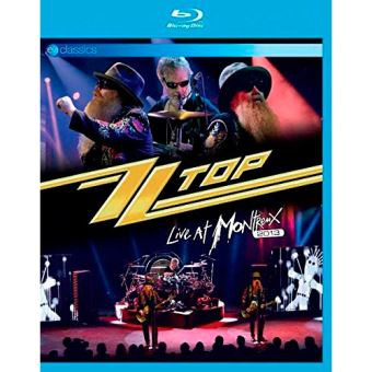 Live at Montreux 2013 - Blu-Ray