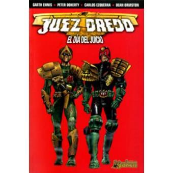 Juez Dredd. El día del juicio final