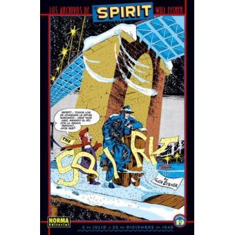 Los archivos de The Spirit 19