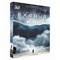 Exodus: Dioses y Reyes - Blu-Ray + 3D