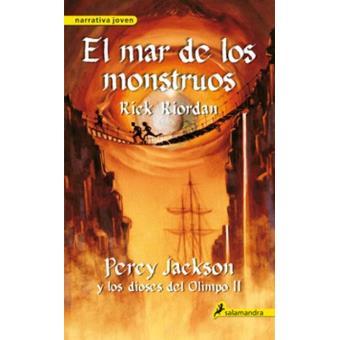 Percy Jackson y los dioses del Olimpo II. El mar de los monstruos