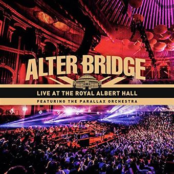 Live at the Royal Albert Hall Featuring the Parallax Orchestra - 2 CD