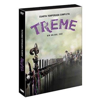 Treme - Temporada 4 - DVD