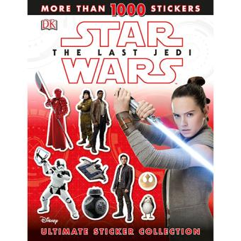 Star Wars. The Last Jedi. Ultimate Sticker Collection