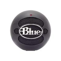 Micrófono Blue Snowball negro