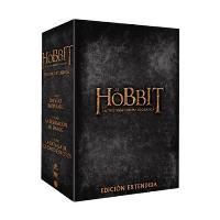 Pack Trilogía El Hobbit Ed. extendida - DVD