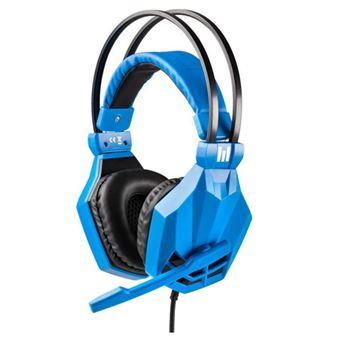 Auriculares multiplataforma Indeca Raiyin Azul