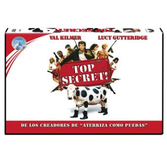 Top Secret - DVD Ed Horizontal