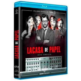 La casa de papel. La serie completa - Blu-Ray