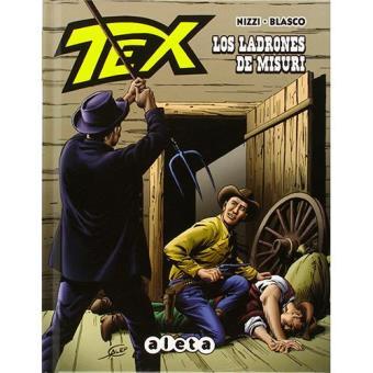 Tex, los ladrones de Misuri