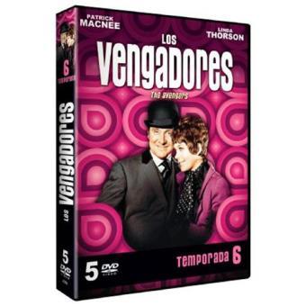 Los Vengadores (Temporada 6. Vol. 1) - DVD