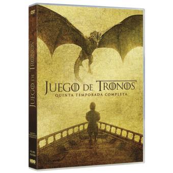 Juego de tronos - Temporada 5 - DVD