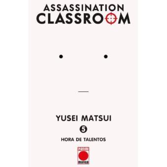 Assassination classroom 5