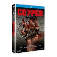 Copper  Serie Completa - Blu-Ray