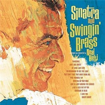 Sinatra and Swingin' Brass' - Vinilo