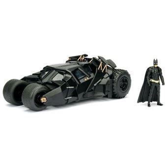 Vehículo de metal DC Batman - El Caballero Oscuro Batmobile 2008