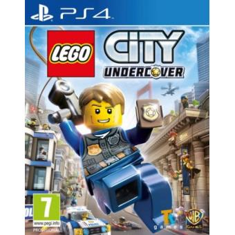Lego City Undercover Ps4 Para Los Mejores Videojuegos Fnac