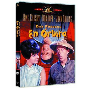 Dos frescos en órbita - DVD