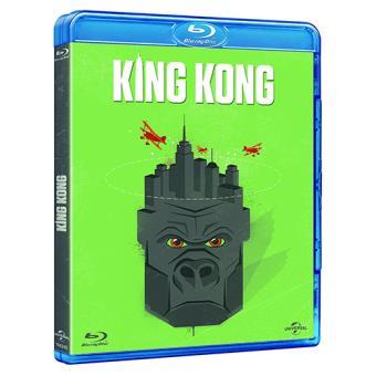 King Kong - 2005 - Blu-Ray