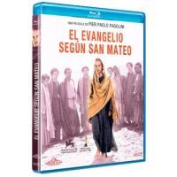 El evangelio según San Mateo - Blu-Ray