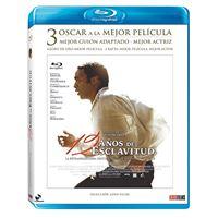 12 años de esclavitud - Blu-ray