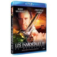 Los Inmortales 3 El hechicero - Blu-Ray