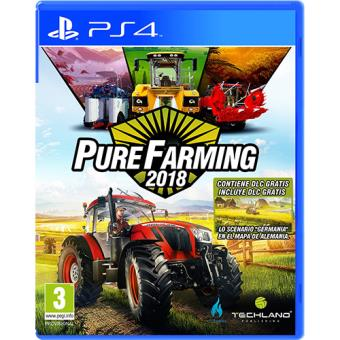 Pure Farming 2018 Day One Edition PS4