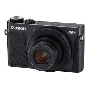 Cámara compacta Canon PowerShot G9 X Mark II black