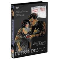 El gran desfile - DVD