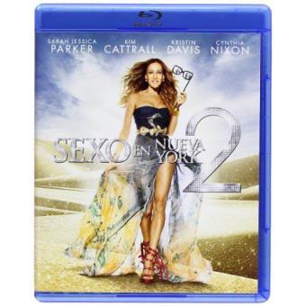 Sexo en Nueva York 2 - Blu-Ray