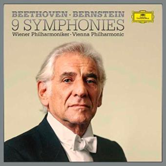 Box Set Beethoven - 9 Symphonies - Vinilo