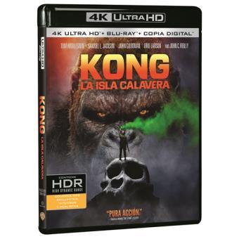 Kong: La Isla Calavera - UHD + Blu-Ray