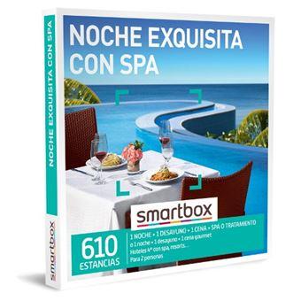 Caja Regalo Smartbox - Noche exquisita con Spa