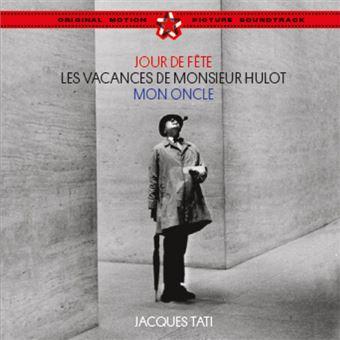 Jour de Fete + Les Vacances de M. Hulot + Mon Oncle B.S.O.