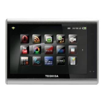 "Toshiba JOURN.E TOUCH - tableta - Windows CE H/PC Pro - 2 GB - 7"""
