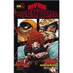 My Hero Academia nº 16