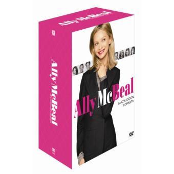 Pack Ally McBeal (La colección Completa) - DVD