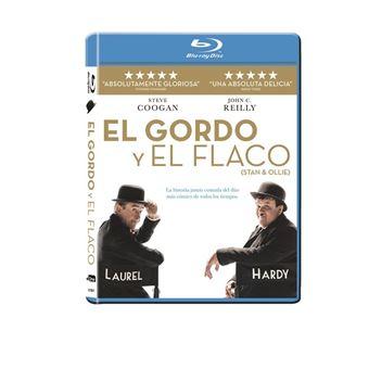 El Gordo y el Flaco (Stan & Ollie) - Blu-Ray