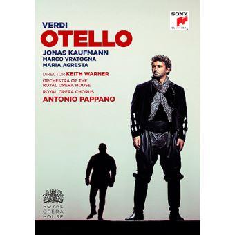Verdi - Otello - 2 DVD