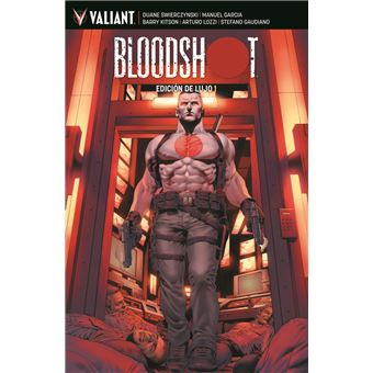 Bloodshot Vol. 1 - Ed Lujo