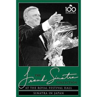 At The Royal Festival Hall. Frank Sinatra In Japan (Formato DVD)