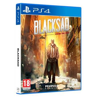 Blacksad: Under the Skin -  PS4