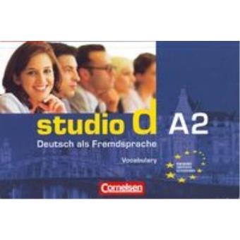 Studio d A2. Vocabulario