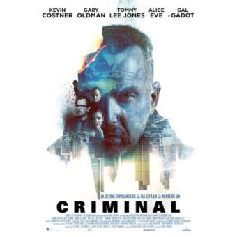 Criminal - DVD