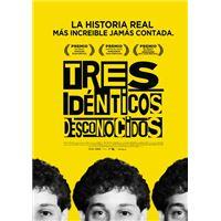 Tres idénticos desconocidos - Blu-Ray