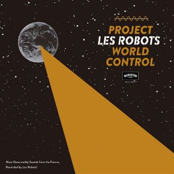 Project world control - Vinilo