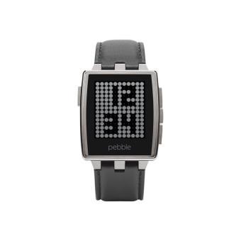 Smartwatch Pebble Steel Metálico